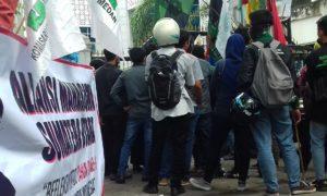 Demo Jokowi-JK Di Sumut. Foto via Arief Tampubolon