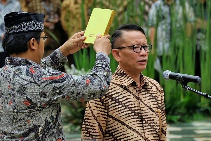 Dirjen Pajak Kementerian Keuangan, Ken Dwijugiasteadi/Foto : Pajak