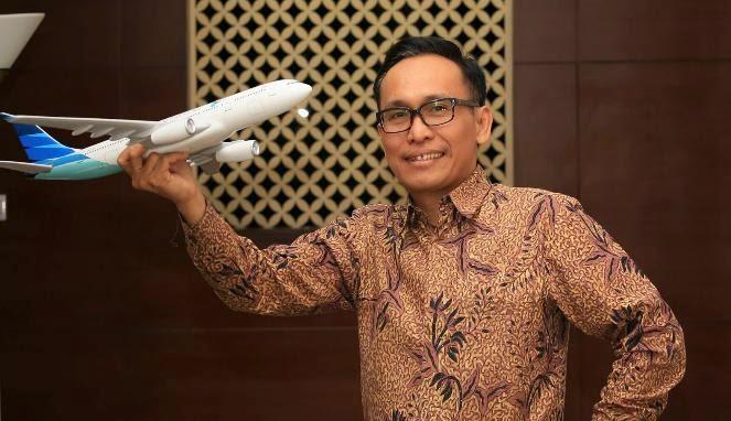 Dirut PT Garuda Indonesia, Arif Wibowo. Foto iST