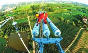 Energi Tenaga Surya dan Angin Cina. foto Ilustrasi/Ist