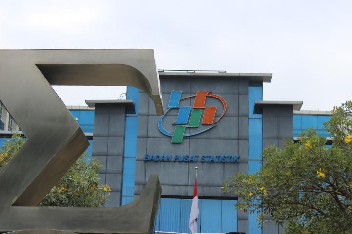 Gedung Kantor Pusat BPS/Foto Andika /NUSANTARAnews