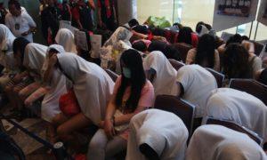 Ditjen Imigrasi Jaring 76 PSK Asal Cina di Pergantian Tahun/Foto: Dok. Tempo