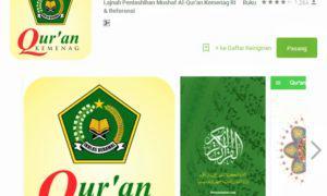 Kemenag Hadirkan Aplikasi Al-Quran Digital Terbaru/Ilustrasi (foto/crop) nusantaranews
