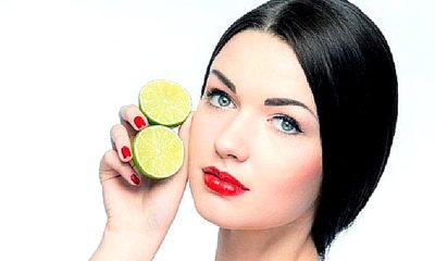 Wajah fresh dan awet muda dengan jeruk nipis.