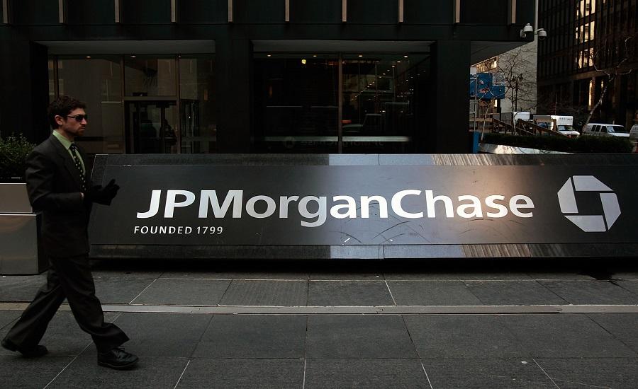 Jp Morgan Chase. Foto Ilustrasi/Ist