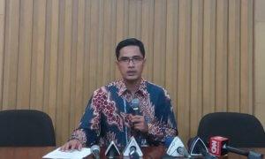 Jubir KPK, Febri Diansyah. Foto Fadilah/Nusantaranews