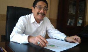 Kepala BPBD Jawa Timur, Sudharmawan. Foto Tri Wahyudi/Nusantaranews