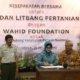 kesepakatan bersama antara ketua tim penggerak pkk prov jatim dan kepala dinas pertanian. Foto Tri wahyudi/Nusantaranews