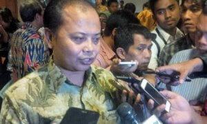 Ketua KPU Daerah (KPUD) DKI Jakarta, Sumarno/Foto: IndeksBerita.Com