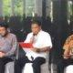 Ketua Mahkamah Konstitus (MK), Arief Hidayat Saat Konferensi Pers Kamis (27/1/2017). Foto Fadilah/Nusantaranews