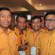 Ketua Umum Partai Hanura, Oesman Sapta (Kanan)/Foto : sinarharapan.net