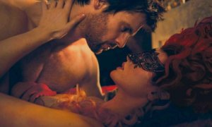 Leonardo dan Lucrecia, dalam Film Da Vincis Demons Part 2/Foto: YouTube