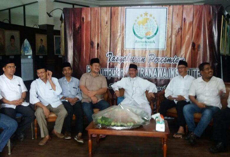 Lounching Astranawa Institue Jatim. Foto Tri Wahyudi/Nusantaranews