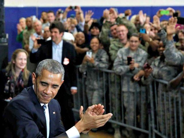 Mantan Presiden AS, Barack Obama. Foto via vreitbart