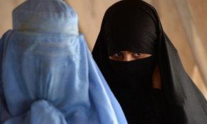 Niqab dan Burka Dilarang di Di Eropa. Foto IST