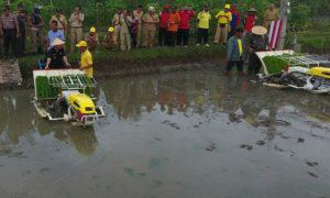 Optimalisasi Pemanfaatan Alat Tanam. Foto prspen/Nusantaranews
