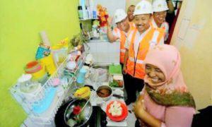 Pemerataan, PGN Pasang 24 Ribu Gas Di Jatim/Foto Three
