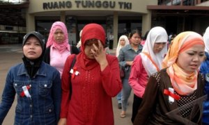 Para pekerja Indonesia untuk Luar negeri. Foto IST