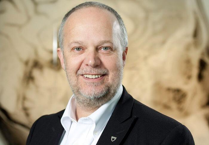 Profesor Ahli Psikologi Arvid Kappas dari Universitas Jacobs, Bremen, Jerman. Foto via universum