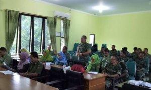 Rapat Koordinasi tentang Pencapaian LTT (Lahan Tambah Tanam) Padi di Ponorogo/Foto Oent/prspen81