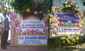 SBY dan Ibas Kompak Sampaikan Duka Cita/Foto: Cholis