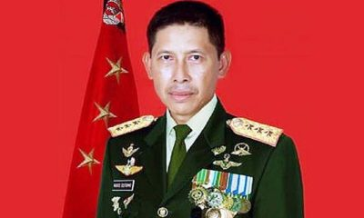 Soal USER Asing Pemecah Belah NKRI, Dansesko TNI Berikan Pencerahan