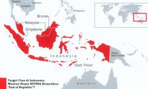 """Target Cina di Indonesia, Mantan Dirjen KITSDA Kemenkeu: """"End of Republic""""?/Ilustrasi: NUSANTARAnews"""