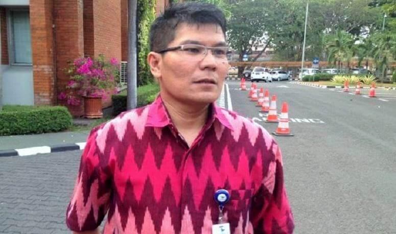Vice President Corporate Communication Garuda Indonesia, Benny S Butarbutar/Foto: Dok. Humas Garuda Indonesia