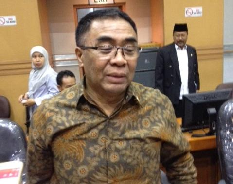 Wakil Ketua Komisi VIII DPR RI, Sodik Mudjahid. (Foto: Deni Muhtarudin/Nusantaranews)