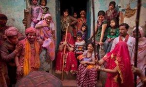 Warga Uttar Pradesh, India. Foto via oddstuffmagazine