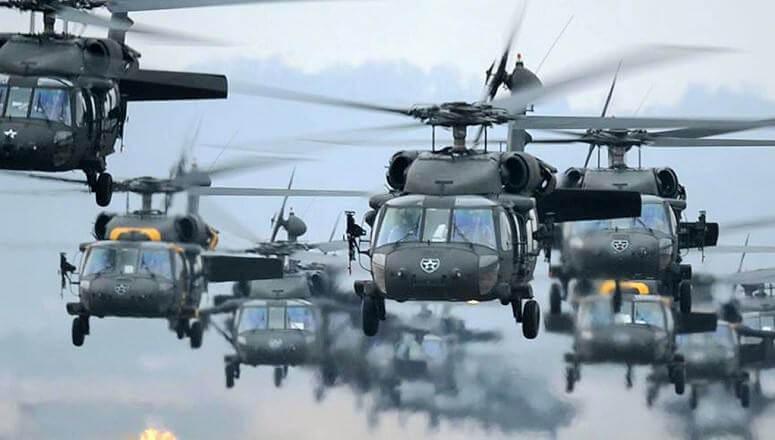 Helikopter Apache dari AS pesanan Indonesia/Foto: defense-studies
