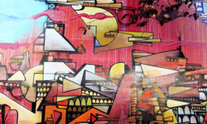 Capitol Hill (Art) Wall Project: Part 2!/Foto: Give Us Art
