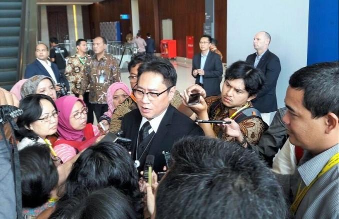 Direktur Jenderal Perundingan Perdagangan Internasional (PPI) Kementerian Perdagangan (Kemendag) Iman Pambagyo/Foto: Dok. Humas Kemendag