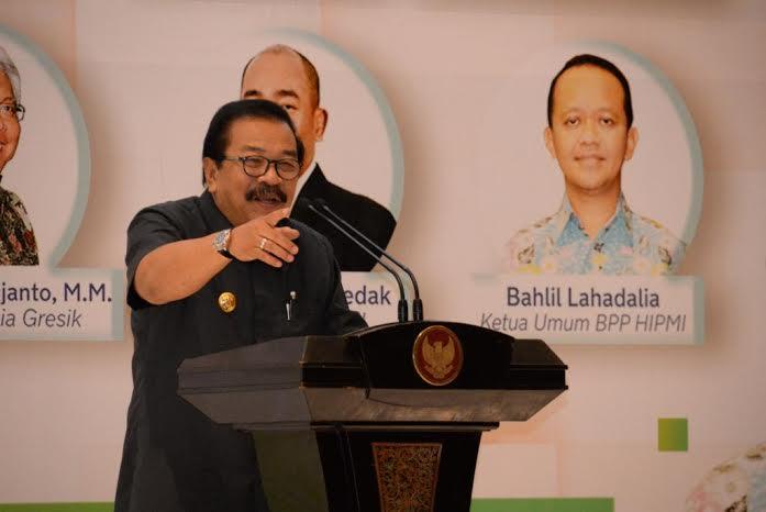 Gubernur Jawa Timur, Soekarwo/Foto: Istimewa (three)