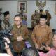 Ketua MPR RI, Zulkifli Hasan, dan Ketua KY, Aidul Fitriciada Azhari/Foto: Dok. Humas MPR