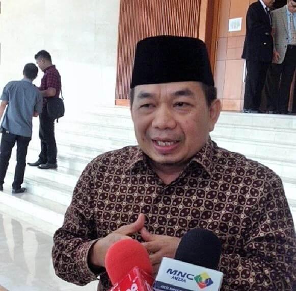 Ketua Fraksi Partai Keadilan Sejahtera (PKS) di DPR RI, Jazuli Juwaini/Foto Deni/NUSANTARAnews