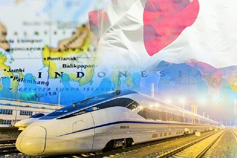 Istana Beri Sinyal Jepang Bangun Kereta Cepat Jakarta-Surabaya/Foto: SINDOnews