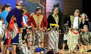 Kotoprak Jawa/Foto: Dok. Budaya Jogja/Bowo