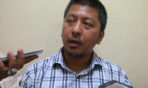 Sekretaris DPD Partai Demokrat Jatim Renville Antonio/Foto Three