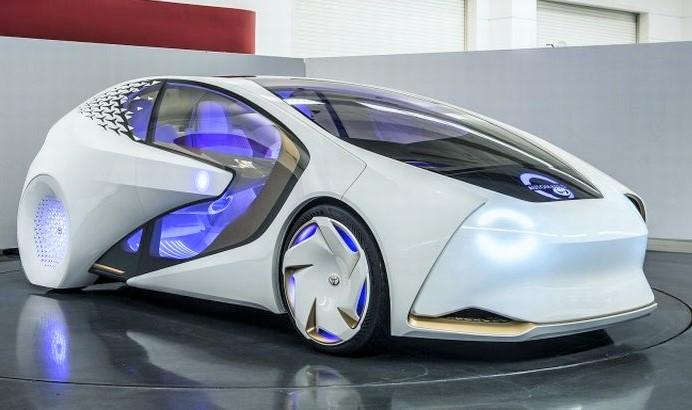 Potret Mobil Masa Depan, Berteknologi Kecerdasan/Foto: Okezone