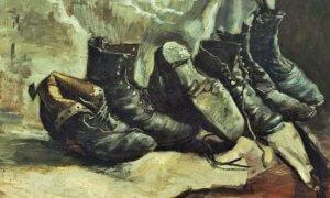Sepatu Kerja Pemuja Sajak (Ilustrasi)/Foto: Dok. Harvard Art Museums