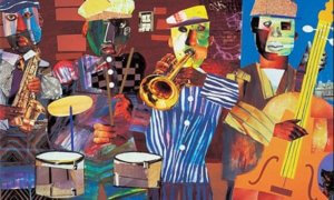 Jazz and the Visual Arts/Foto: The New Jazz Archive