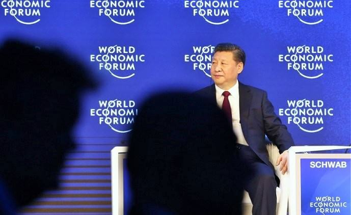 Chinese President Xi Jinping attends the World Economic Forum (WEF) annual meeting in Davos, Switzerland January 17, 2017/Foto: PRI.org