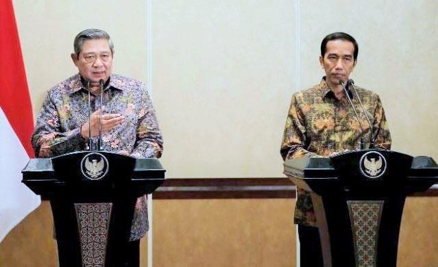 Jika SBY dan Jokowi Bertemu Dinilai Bisa Merubah Peta Politik Nusantara/Foto: Dok. Kompas.com