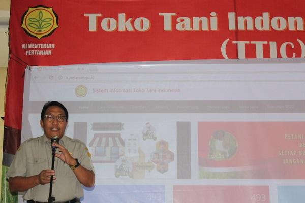 Pelaksana Tugas Kepala Badan Ketahanan Pangan, Spudnik Sudjono/Foto Richard Andika / NUSANTARAnews
