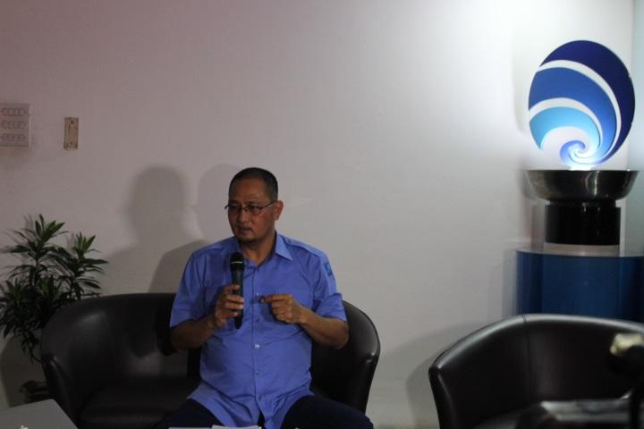 Dirjen Aplikasi dan Informatika (APTIKA) Semuel Abrijani Pangerapan/Foto: Dok. kominfo.go.id