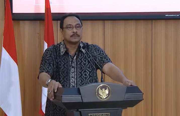 Anggota Badan Pemeriksa Keuangan (BPK) Bahrullah Akbar/Foto via indonesiaoversight