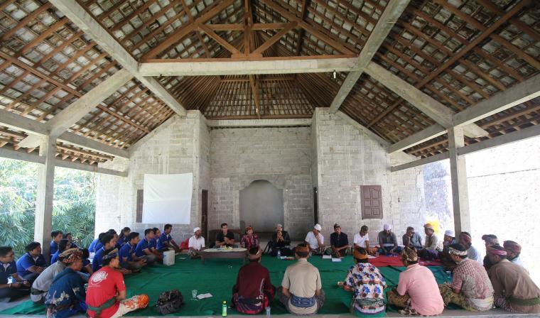 Awig-Awig Sebagai Produk Hukum Adat di Bali/Foto via kompasiana