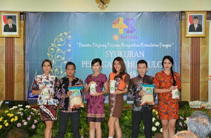 Ilustrasi Brand Beras Kita/Foto: Dok. Perum Bulog Divre Kalbar