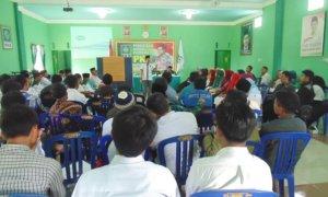 Pendidikan Kader Pertama (PKP) PKB di Graha Gus Dur DPC PKB Kabupaten Ponorogo, Sabtu (18/2/2017)/Foto Muh Nurcholis